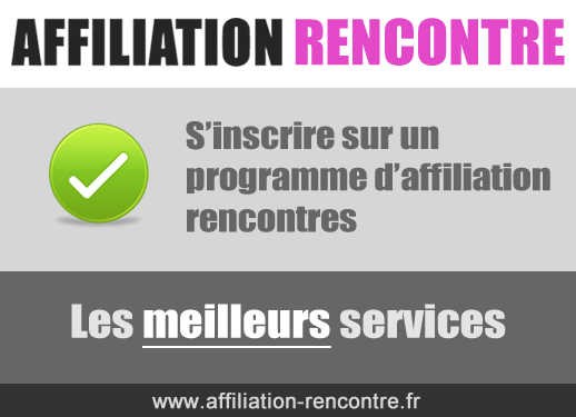 Affiliation-rencontres